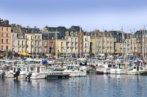 Lloguer de cotxes Dieppe, França