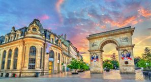 Lloguer de cotxes Dijon, França