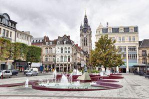 Lloguer de cotxes Douai, França