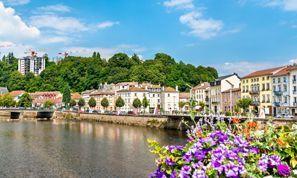 Lloguer de cotxes Epinal, França