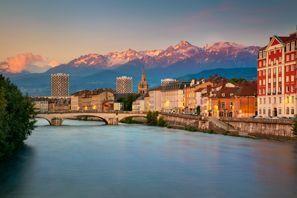 Lloguer de cotxes Grenoble, França