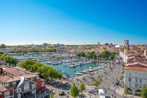 Lloguer de cotxes La Rochelle, França