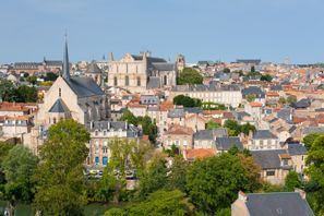 Lloguer de cotxes Poitiers, França