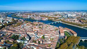 Lloguer de cotxes Toulouse, França