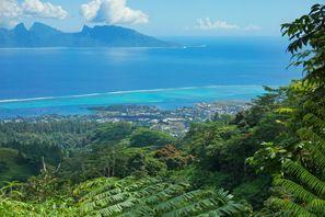 Lloguer de cotxes Moorea Island, French Polynesia