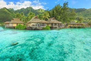 Lloguer de cotxes Papeete, French Polynesia