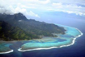 Lloguer de cotxes Tahiti Island, French Polynesia