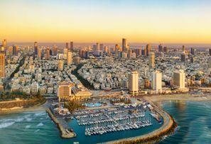Lloguer de cotxes Tel Aviv, Israel