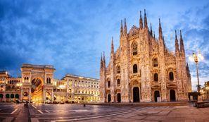 Lloguer de cotxes Milán, Itàlia