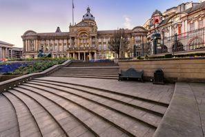 Lloguer de cotxes Birmingham, Regne Unit