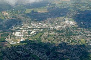 Lloguer de cotxes Bracknell, Regne Unit