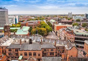 Lloguer de cotxes Coventry, Regne Unit