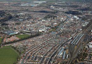 Lloguer de cotxes Darlington, Regne Unit