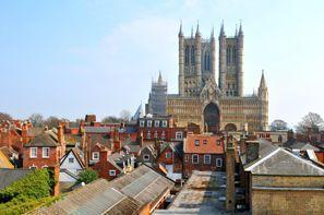 Lloguer de cotxes East Midlands, Regne Unit