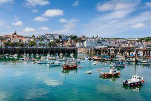 Lloguer de cotxes Guernsey, Regne Unit
