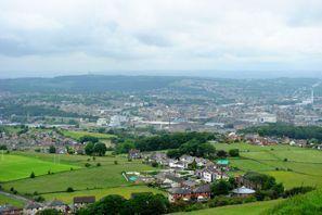 Lloguer de cotxes Huddersfield, Regne Unit