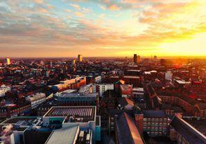 Lloguer de cotxes Leicester, Regne Unit