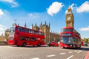 Lloguer de cotxes Londres, Regne Unit