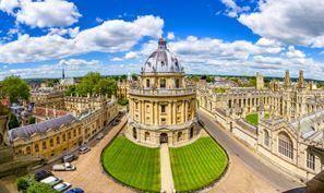 Lloguer de cotxes Oxford, Regne Unit