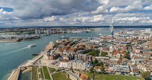 Lloguer de cotxes Portsmouth, Regne Unit