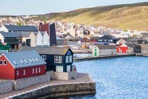 Lloguer de cotxes Shetland Islands, Regne Unit
