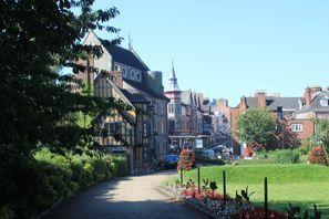 Lloguer de cotxes Shrewsbury, Regne Unit