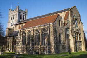 Lloguer de cotxes Waltham Abbey, Regne Unit