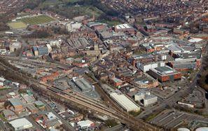 Lloguer de cotxes Wigan, Regne Unit