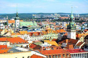 Lloguer de cotxes Brno, República Txeca
