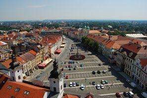 Lloguer de cotxes Hradec Kralove, República Txeca