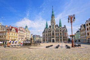 Lloguer de cotxes Liberec, República Txeca