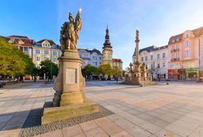 Lloguer de cotxes Ostrava, República Txeca
