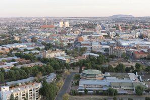 Lloguer de cotxes Bloemfontein, Sud-àfrica