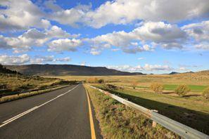 Lloguer de cotxes Queenstown, Sud-àfrica