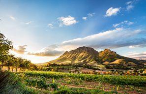 Lloguer de cotxes Stellenbosch, Sud-àfrica