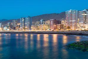 Lloguer de cotxes Antofagasta, Xile