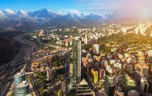 Lloguer de cotxes Los Andes, Xile