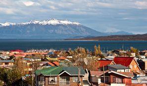 Lloguer de cotxes Puerto Natales, Xile