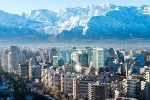 Lloguer de cotxes Santiago, Xile